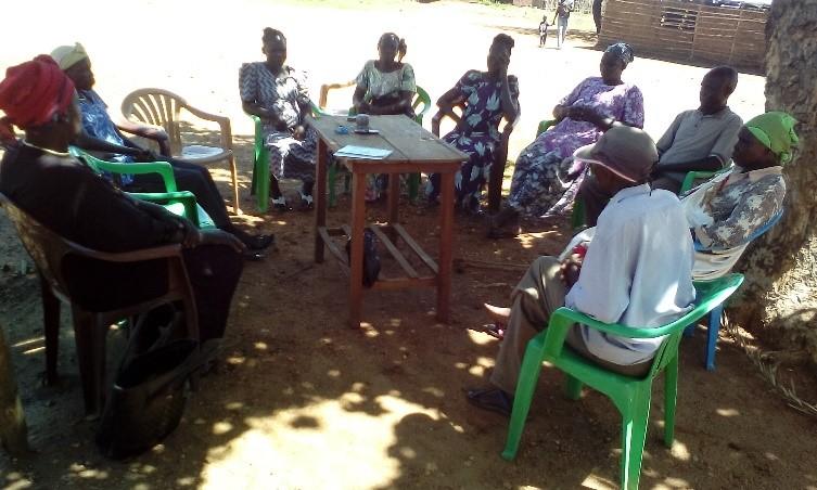 Testimony of Ferida Abawo, a Listening Group member at St. Matthew Church, Gudele, Juba